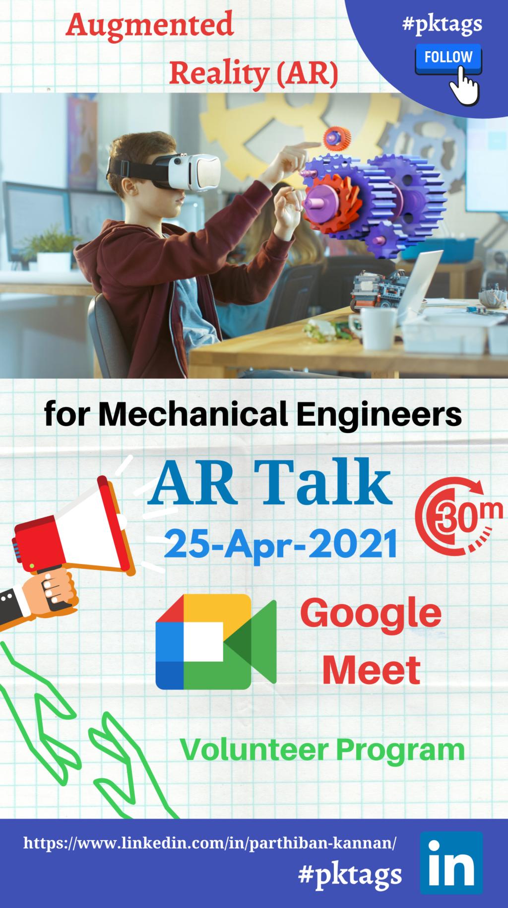 AR Meet by pktags